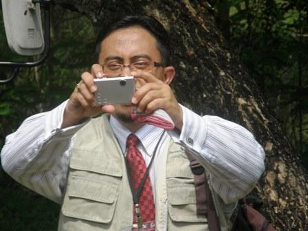 Mafrel observers in action-Bkt Selambau