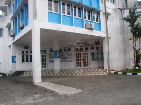 Yayasan Aman which will serve as PKR's Ops center