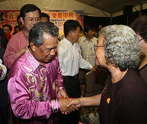 `I give you money, you give me vote-OK?'